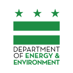 Logo of D.C. Department of Energy & Environment