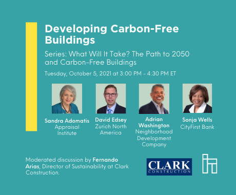 Developing Carbon-Free Buildings